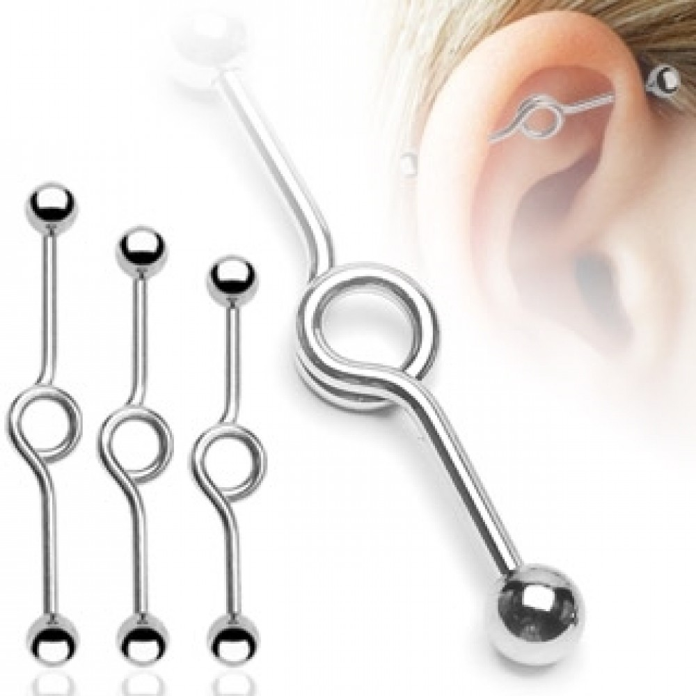 Industrial piercing