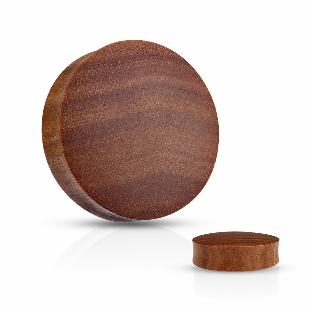 Plug do ucha Saba wood